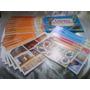 21 Laminas Escolares Variadas Diario El Popular + Stickers !