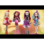 Muñecas Ever After High Apple White Briar Beauty Raven Queen