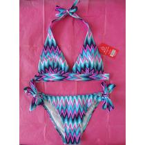 Bikini Tallas S Y M Importados En Stock Verano Playa