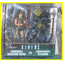 Hicks Dwayne Vs Xenomorph Aliens Genocide 2 Pack Neca