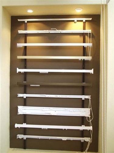 Rieles para cortinas desde s 15 mtl armado e instalado s - Rieles de cortina ...