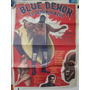 Poster Blue Demon El Demonio Azul Jaime Fernandez Mario Orea