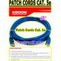 Cable De Red Cat 5e Dixon Patch Cord En Varias Medidas
