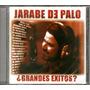 Jarabe De Palo Grandes Exitos(sellado Uk Duncan Dhu Calamaro