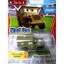 Mc Mad Car Cars Auto Saluting Sarge Disney Pixar