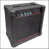 Amplificador De Guitarra Eléctrica Soundking15w.
