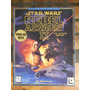 Antiguo Juego Para Pc No Ps3 Star Wars Rebel Assault 1995