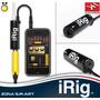 Irig Guitar / Bajo - Iphone, Ipad, Ipod Touch, Amplitube