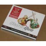 Status Quo Essential Collection Cd+dvd - Nuevo Sellado - Emk