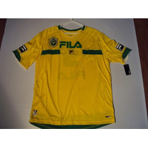 Polo De Brazil Talla Medium Marca Fila Original