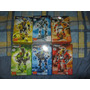 Coleccion Completa 6 Robot Hero Tipo Transformer Bionicle