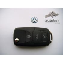 Control Remoto Con Llave Flip Para Volkswagen Scirocco Eos