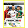 Fifa Soccer 12 By Electronic Arts Juegos Originales Para Ps3