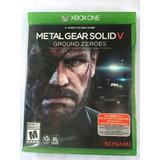 Xboxone Mgsvgz Nuevo Sellado