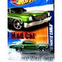 Mc Mad Car 70 Monte Carlo Hot Wheels Auto Coleccion 1:64