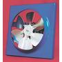 Extractor De Aire, Ventilador Helice De Auminio 35 Cm