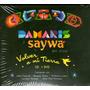 Damaris Y Saywa En Vivo (cd+dvd Sellado) Lucho Quequezana