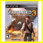 Uncharted 3 - Drakes Deception Juegos Originales Para Ps3