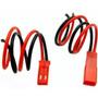 Par Jst Plug Cable Macho Y Hembra 15cm Para Bateria Lipo