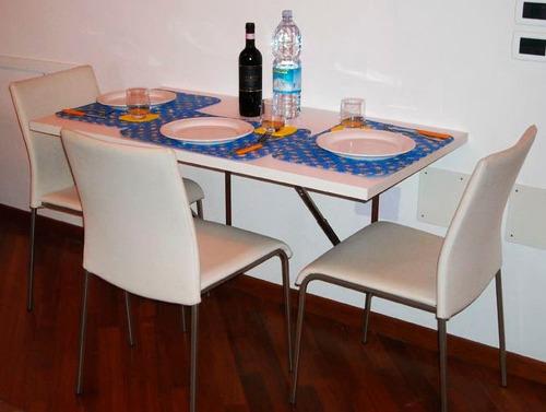 Mesa Plegable, Abatible Para Cocina - S/. 119 en Melinterest