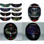 Skin Para Visor Ls2 Personaliza Tu Visor Honda Pulsar Yamaha