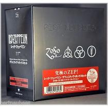 Led Zeppelin Definitive Boxset 12 Shm Cd`s Japan Mini Lp