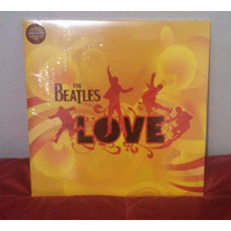The Beatles - Love Vinyl (made In Uk) (vinilo Doble)