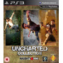 Uncharted Trilogy Goty - Collection - Ps3
