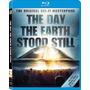 Blu-ray Original El Dia Que La Tierra Se Detuvo Robert Wise segunda mano  Lima - Perú