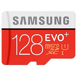 Memoria Micro Sd Samsung Evo 128 Gb Reconoce Memorias Falsas