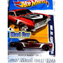 Mad Car Super Treasure 67 Chevelle Ss 396 Hot Wheels 1/64