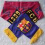 Bufandas Importadas Barcelona, Arsenal, Real Madrid, Bayern