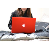 Case Mac Carcasa Macbook Poliuretano Apple Air Retina Funda