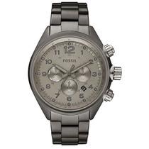 Reloj Fossil Ch2802 Cronografo, 100% Original, Traido De Usa