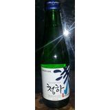 Sake Coreano Chungha 300 Ml Licor Navidad Regalo Amor