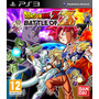 Dragon Ball Z Battle Of Z - Ps3