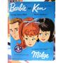 Mc Mad Car Catalogo Barbie Ken Ropa Vestidos Fashion Mattel