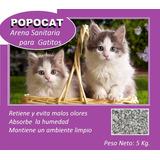 Arena Para Gatos Y Gatitos!!!!..5kg. X S/.12.00