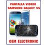 Pantalla Vidrio Samsung Galaxy S5 Original Repuesto En Lince