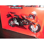 Moto New Ray Honda Cbr600r(2006) Escala 1:12
