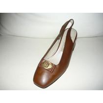 Zapatos, Sandalias Renzo Carozzi Por Foresta Talla 36 Taco 5