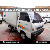 Daewoo Labo Baranda/furgón/frigorífico Glp Años 2012 Al 2014