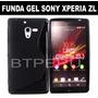 Funda Gel Case Para Sony Xperia Zl L35h Protector Tpu