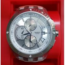 Reloj Swatch Automático, Cristal De Zafiro Nuevo!!!