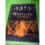 Dvd Westlife Live At Wembley Backstreet,nsync,justin,new Kid