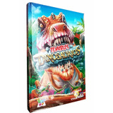 Temibles Dinosaurios 3d Con Escenarios Pop Ups  Novedad