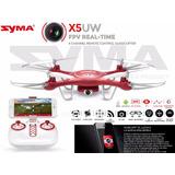 Drone Syma X5uw Con Cámara Hd En Vivo Control De Altura 2017