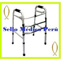 Andador Ortopedico Discapacitados Rehabilitacion Regulables