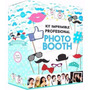 Kit Imprimible Photo Booth Props Bodas 15 A�os Baby Fiestas