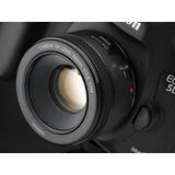 Lente Canon Ef 50 Mm F/1.8 Stm Nuevo En Caja Con Tienda